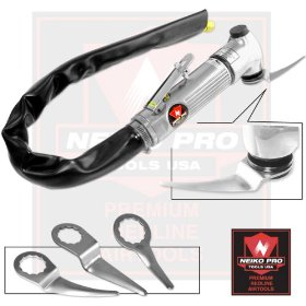 Show details of PRO Air Pneumatic Windshield Remover Tool w/ 3 Blades.