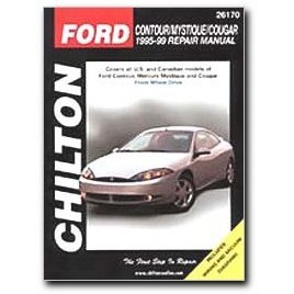 Show details of Chilton Ford Contour / Mystique / Cougar (95 - 99) Manual.
