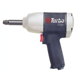 Show details of Chicago Pneumatic CP7750-2 1/2-Inch Drive CP Turbo Air Impact Wrench with 2-Inch Extended Anvil.
