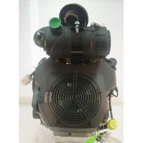 "Show details of Kohler Engine<br>25hp Command Vertical 1 1/8""x4"" Shaft, ES. Snorkle Air Cleaner, 15 Amp, Oil Filter & Cooler."