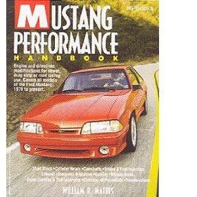 Show details of Mustang Performance Manual.