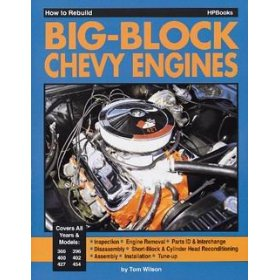 Show details of How To Rebuild Big-Block Chevy Manual.