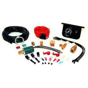 Show details of VIAIR 20053 Hookup Kit Onboard Air, 85 PSI to 105 PSI, 30 amp.