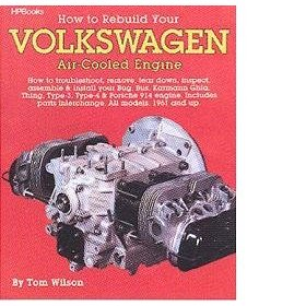 Show details of Rebuild Your Air-Cooled Volkswagen Manual.