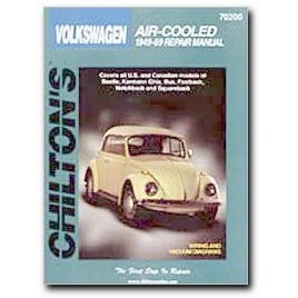 Show details of Chilton Volkswagen Air-Cooled (49 - 69) Manual.