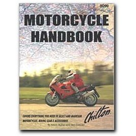 Show details of Chilton Motorcycle Handbook Manual.