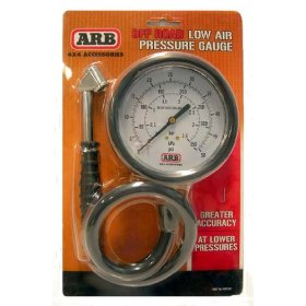 Show details of ARB Off Road Low Pressure Air Gauge.