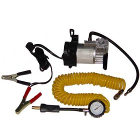 Show details of Omix-Ada 15101.01 200P Portable Compressor Kit For Up To 33in and Smaller Tires.