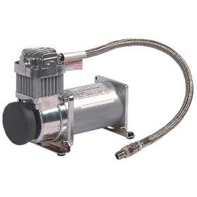 Show details of VIAIR 32533 325C 12V Air Compressor - Chrome.
