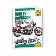 Show details of HAYNES MANUAL HD SPORTSTER 2534.