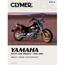 Show details of MANUAL CLYMER YAM VIRAGOS M39510.