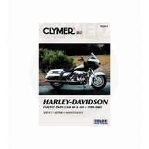Show details of CLYMER MANUAL HD FLH EVO M4223.