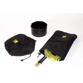 Show details of Powertank PKG-6080 Protection Package, Regulator Bag, Hose Bay, Tank Boot.