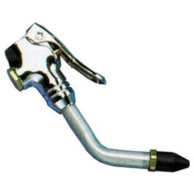Show details of Amflo 205AT Heavy Duty Angle Rubber Tip Blow Gun.