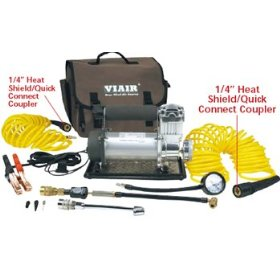 "Show details of VIAIR 400P-RV ""Portable"" Air Compressor."