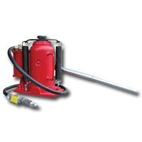 Show details of 20 Ton Air/Manual Bottle Jack (MTN5620AH2) Category: Automotive Jacks.