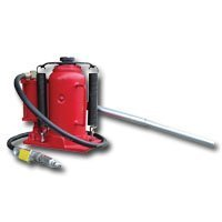 Show details of 12 Ton Air/Manual Bottle Jack (MTN5612AH2) Category: Automotive Jacks.