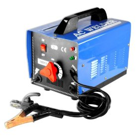 Show details of Professional Grade 165Amp AC ARC Welding Machine.