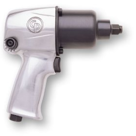 Show details of Chicago Pneumatic CP7733 1/2-Inch Drive Heavy Duty Air Impact Wrench.