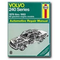 Show details of Haynes Volvo 240 Series (76 - 93) Manual.