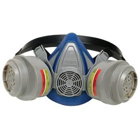 Show details of MSA Safety Works 817663 Multi-Purpose Respirator.