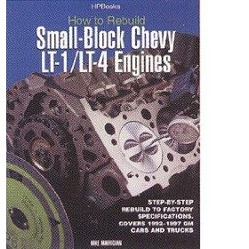 Show details of How To Rebuild Small-Block Chevy LT1/LT4 Engines Manual.