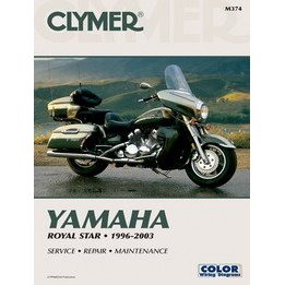 Show details of MANUAL CLYMER YAM RL STR M374.