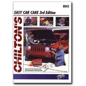 Show details of Chilton Easy Car Care Manual 3rd Edition.