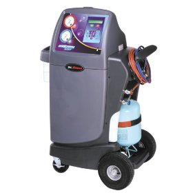 Show details of Cool-Tech 34700Z Recovery, Recycling, Recharging Unit.