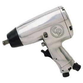 Show details of Chicago Pneumatic Air Impact Wrench - 1/2in. Drive, 4 CFM, 450ft.-Lbs. Torque, Model# CP746.