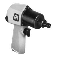 "Show details of Ingersoll Rand 3/8"" Air Impact Wrench 10000 RPM."