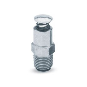 "Show details of Lumax Air Bleeder Valve, 1/8"" NPT Male."