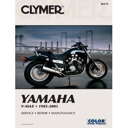 Show details of MANUAL CLYMER YAM V-MAX M375.