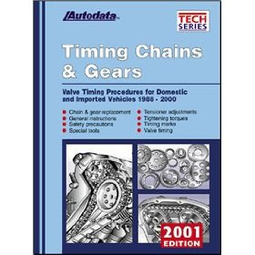 Show details of Autodata (AUT01170) Timing Chains & Gears Manual - 1988-2000.