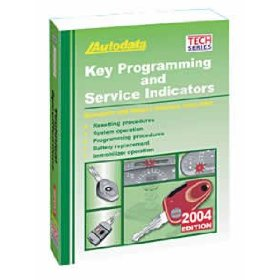 Show details of Autodata (AUT04420) Key Programming and Service Indicators 2004.