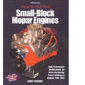 Show details of How To Hot Rod Small-Block Mopar Engines Manual Revised.
