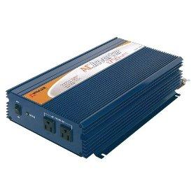 Show details of Wagan 1,750/3,500-Watt Power Inverter.