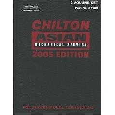 Show details of Chilton's (CHI4235) Asian Vehicle Service Manual - 2004 Edition.