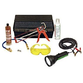 Show details of Tracerline (TP TP8026) EZ-Shot/TITAN� 100 Universal A/C Dye Leak Detection Kit - 12V/100W.