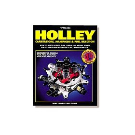 Show details of Holley 36-73 Carburetors, Manifolds & Fuel Injection Manual.