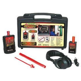 Show details of Leak Detecter Marksman™ Ultrasonic Diagnostic Tool.