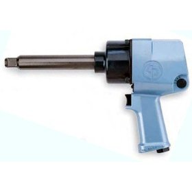 "Show details of Chicago Pneumatic 3/4"" Compact Super Duty Air Impact Wrench with 6"" Ext. Anvil."