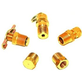 Show details of VIAIR 90006 Air Locker Tank Fittings.