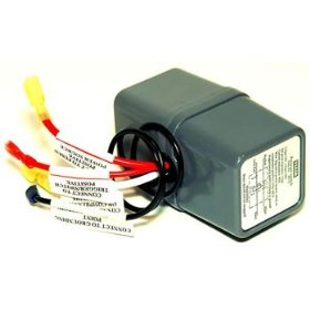 Show details of VIAIR 90111 Pressure Switch w/ Relay (110 PSI On / 150 PSI Off).