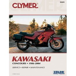 Show details of MANUAL CLYMER KAW CONCRS M409.