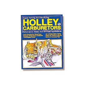 Show details of Holley 36-136 Holley Carburetors Manual.