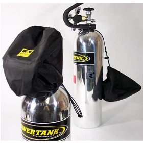 Show details of Powertank BAG-6030 Regulator Bag.
