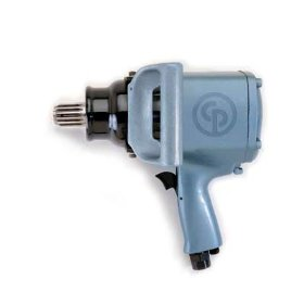 "Show details of Chicago Pneumatic 1"" Compact Super Duty Air Impact Wrench with #5 Spline."