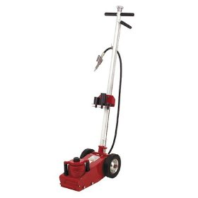 Show details of Mountain 5520 22 Ton Air / Hydraulic Truck Floor Jack.