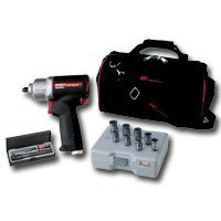 "Show details of Ingersoll Rand 2115TIKB - 3/8"" Air Impact Wrench Kit - Ingersoll-Rand - 2115TIKB."